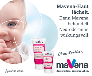 Anzeige - Mavena Neurodermitis Medium Rectangle